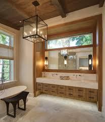 san francisco 60 bathroom vanity contemporary with pendant light
