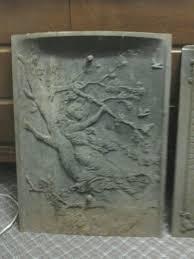 antique cast iron summer fireplace cover antique appraisal