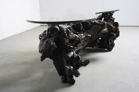 Coffee Table Sale by On Sale 70 U0027s Mid Century Modern Driftwood Coffee Table With Kidney