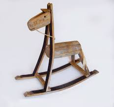 Wine Barrel Rocking Chair Plans The Rocking Green Horse Recycled Oak Wine Barrel Staves One