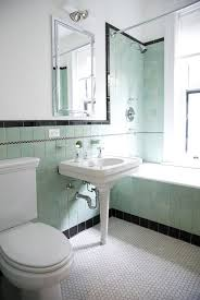 White And Green Bathroom - 40 mint green bathroom tile ideas and pictures