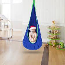 online shop 70 140cm kids pod swing chair indoor outdoor