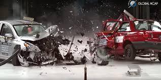 nissan tsuru 2015 nissan tsuru v nissan versa global ncap crash test demonstrates