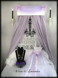 Bed Crown Canopy Canopy With Bow