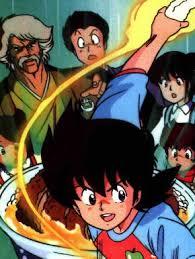Le Petit Chef (Mister Ajikko) affiche