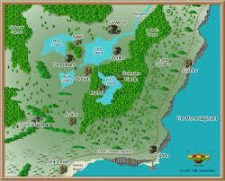 Fantasy Maps Fantasy Overland Map 6