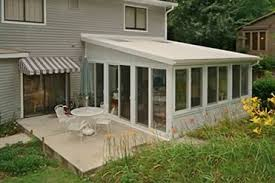Sunrooms Patio Enclosures Walls Only Patio Enclosures