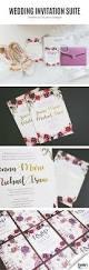 design inspiration wedding invitation suite with free invitation