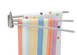 kitchen towel bars ideas swing arm kitchen towel rack home design ideas and pictures