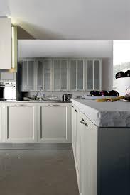 contemporary kitchen wood veneer island h 72 75 mt 920