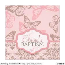 a borboleta beija o convite petal demetra quadrado tags para