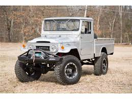 classic land cruiser for sale 1965 toyota land cruiser fj45 pickup for sale classiccars com