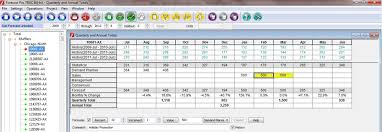 Demand Forecasting Excel Template Leveraging The Enhanced Grid Features In Forecast Pro Trac V3
