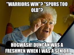 Spurs Meme - spurs old meme