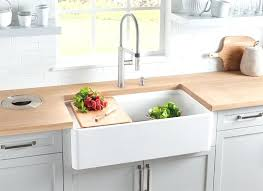 double basin apron front sink white porcelain apron front kitchen sink apoc by elena white apron