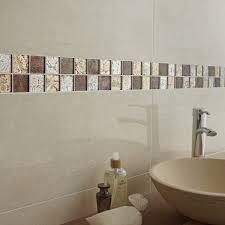 frise faience cuisine chambre enfant frise carrelage mural frise salle de bain castorama