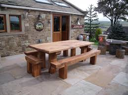 dining table and bench set recraft upcycled solid oak 8 0 dining table bench set bespoke