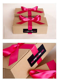bows for gift boxes gift boxes for key clients and partners kraft boxes and silk bows