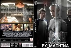 covers box sk ex machina 2015 high quality dvd blueray