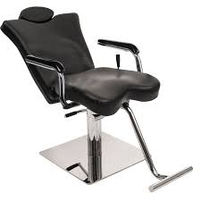 Reclining Makeup Chair Makeup Chair Black Comfortel