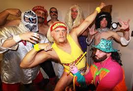 Randy Savage Halloween Costume Hulk Hogan Gregontheice