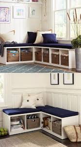 Corner Bench With Storage 12 Smart Tricks To Squeeze More Space Out Of Your Small Bedroom