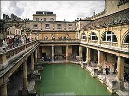 roman bath History for Kids