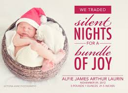 christmas birth announcements shutterfly birth announcements