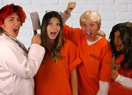 Oitnb Halloween Costumes Create Orange Black Costume