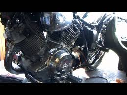 a work around for yamaha virago starter clutch problems youtube