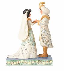wedding aladdin u0026 jasmine figurine disney gifts fairyglen