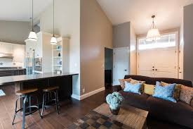 Open Floorplans Decor Ideas For Open Floor Plans Case San Jose