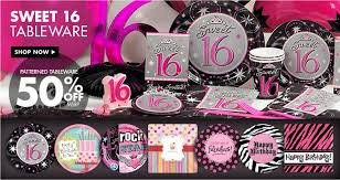 sweet 16 party supplies 38 sweet 16 party ideas nisartmacka