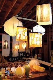 Paper Lighting Fixtures Hiih Lights A Bright Idea Our Coastour Coast