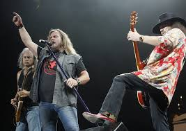 Lynyrd Skynyrd Rebel Flag Are You Ready For Some Early 2000s And Rock Music
