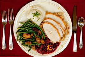 traditional thanksgiving food that s healthy in small portions
