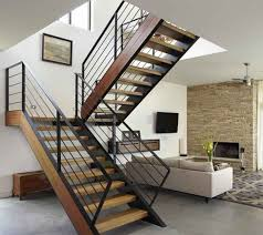 modern stair railings in spectacular looks u2014 john robinson house decor