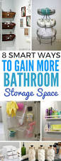 8 best diy small bathroom storage ideas that will blow you away