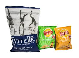 discoveries at the jungle snack month tyrrell u0027s english chips and