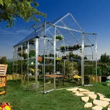 Palram Greenhouse Palram Snap Grow Greenhouse Kits Home Furnishing