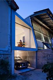 249 best type parking images on pinterest architecture parking french studio cut architectures have extended a paris house by squeezing a glass fronted music room and a garage between the building and its neighbour