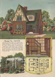 Tudor Style Floor Plans by Colorkeed Home Plans Radford 1920s Vintage House Plans 1920s