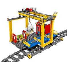 Halloween Inflatable Train Lego City Cargo Train 60052 Toys