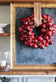 Apple Home Decor 23 Cute And Yummy Apple Wreaths For Fall Home Décor Digsdigs