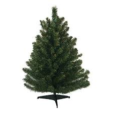 shop northlight 3 ft mixed needle artificial tree at