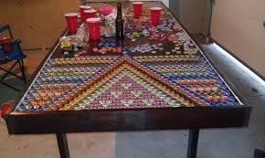 bottle cap table designs beer bottle cap tables modern coffee tables and accent tables