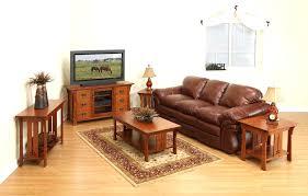 mission living room set home design u0026 home decor