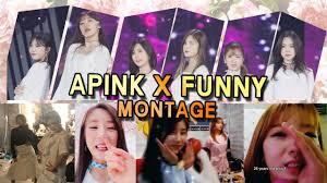 apink mid year funny moments 2017 hd youtube