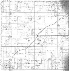 Illinois Township Map by Historic Hendren Plat Maps