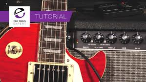 tutorial virtual guitar pro tools expert tutorial the electric guitar recording handbook